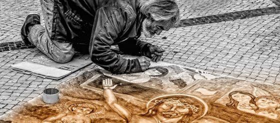 La vera arte è spirituale
