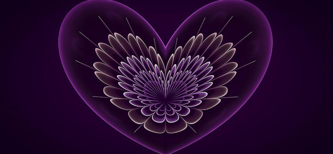 Il cuore centro dell'essere umano