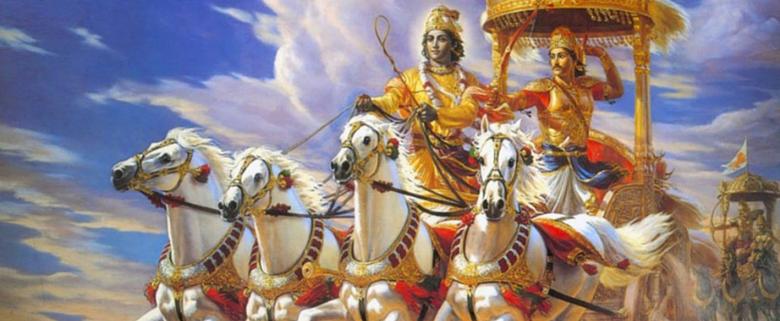 liberazione collettiva Bhagavadgita